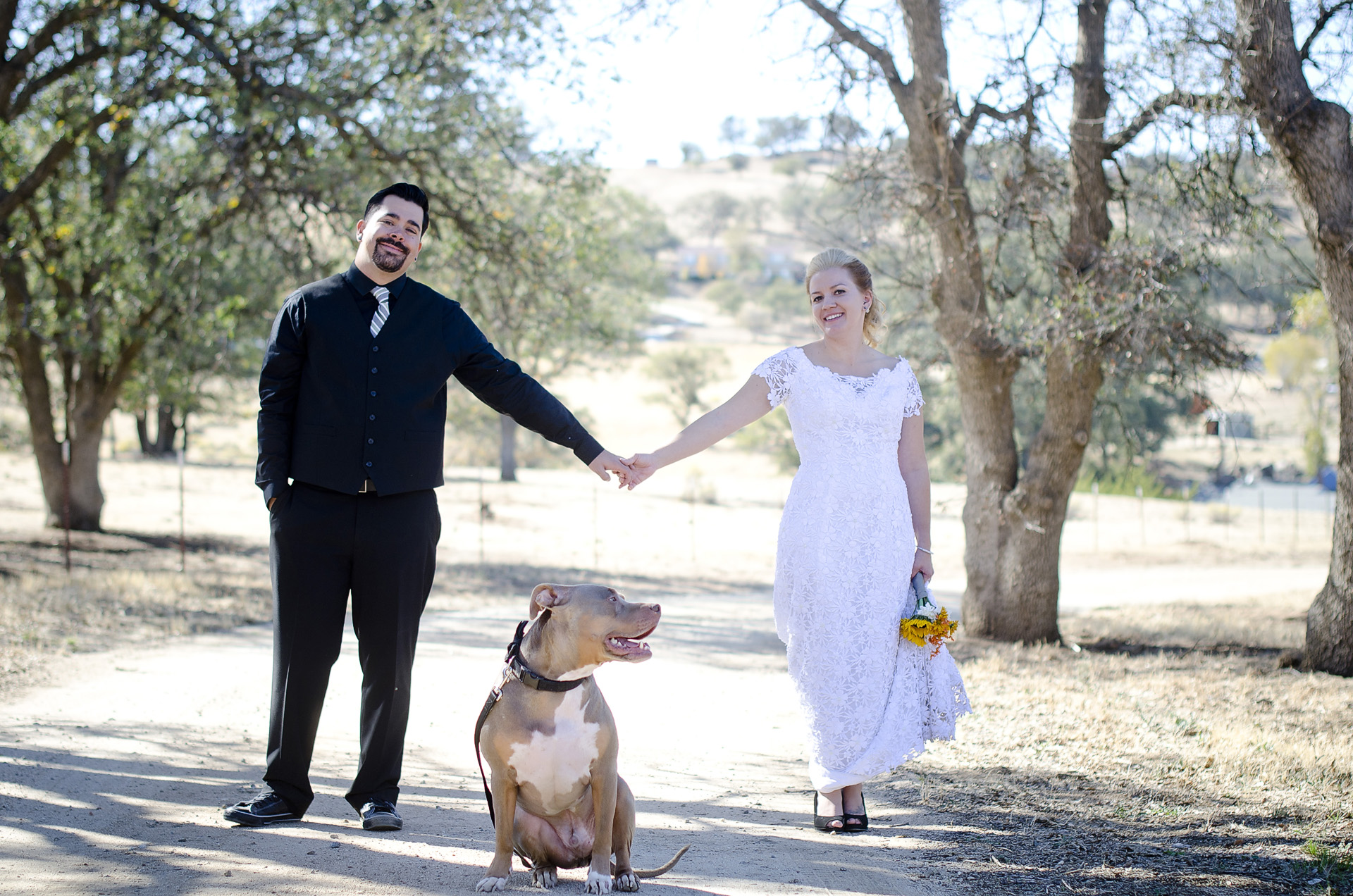 Heather + Ed ~ Grand Oaks Ranch