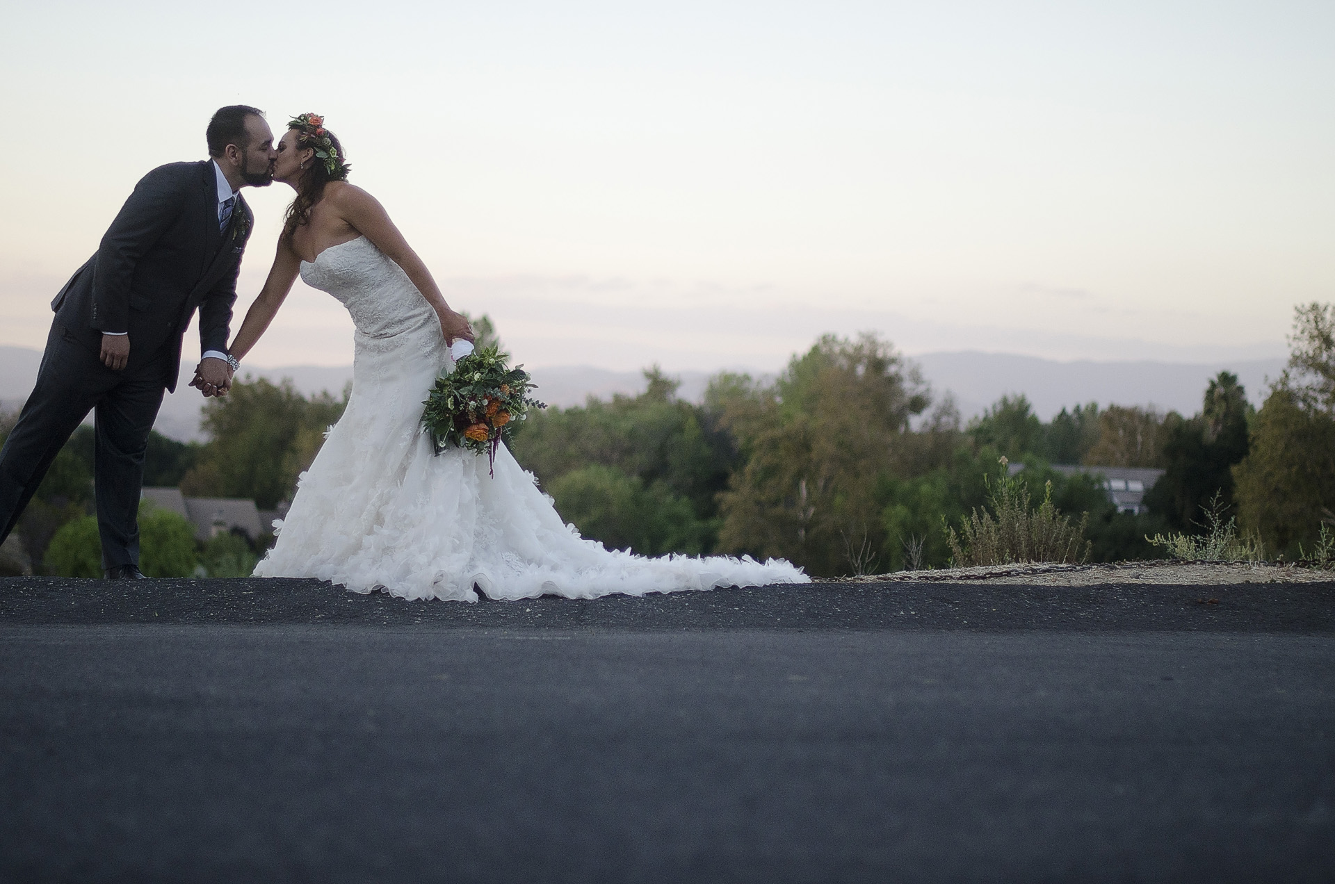 Jennifer + Daniel ~ Three Oaks at Warm Springs