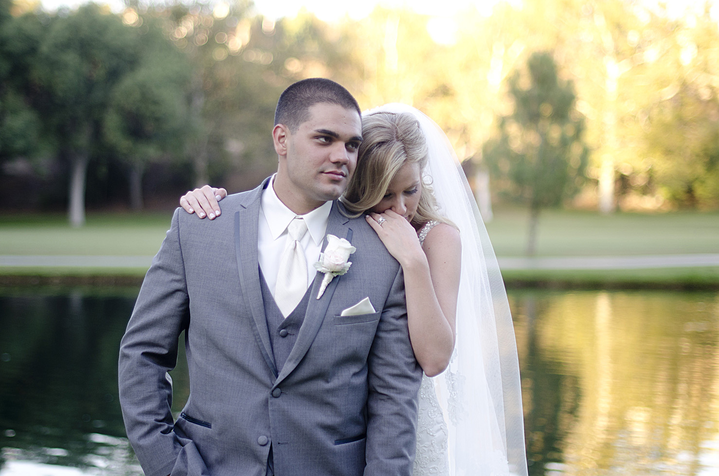 Janey + Brandon ~ Valencia Country Club